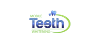 Logoinn created this logo for Mobile Teeth Whitening Ltd - who are in the Dentist Logo Design  Sectors