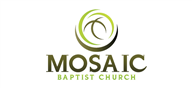 Logoinn created this logo for Mosaic Baptist Church - who are in the Charity Logo Design  Sectors