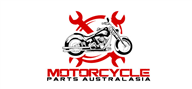 Logoinn created this logo for Motorcycle Parts Australasia Pty Ltd - who are in the Automotive Logo Design  Sectors