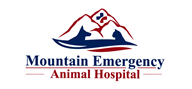 Logoinn created this logo for Mountain Emergency Animal Hospital - who are in the Veterinary Logo Design  Sectors