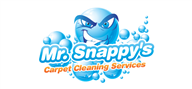 Logoinn created this logo for Mr. Snappy's Carpet Cleaning Services  - who are in the Cleaning Services Logo Design  Sectors