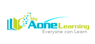 Logoinn created this logo for My Aone Learning - who are in the Learning Logo  Sectors