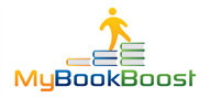 Logoinn created this logo for My Book Boost - who are in the School Logo Design  Sectors