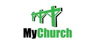Logoinn created this logo for MyChurch - who are in the Church Logo Design  Sectors