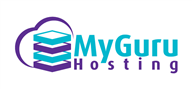 Logoinn created this logo for MyGuru Hosting - who are in the Networking Logo Design  Sectors