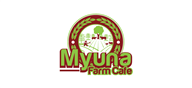 Logoinn created this logo for Myuna Farm Cafe  - who are in the Party Logo  Sectors