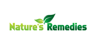 Logoinn created this logo for Nature's Remedies - who are in the Green Logo  Sectors