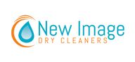 Logoinn created this logo for New Image Dry Cleaners - who are in the Industrial Logo Design  Sectors