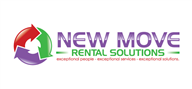 Logoinn created this logo for New Move Rental Solutions - who are in the Property Logo  Sectors