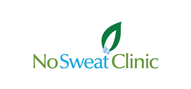 Logoinn created this logo for No Sweat Clinic - who are in the Doctors Logo Design  Sectors