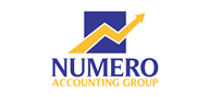 Logoinn created this logo for Numero Accounting Group - who are in the Accountancy Firm Logo Design  Sectors