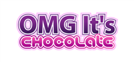 Logoinn created this logo for OMG It's Chocolate - who are in the Food Logo Design  Sectors
