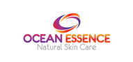 Logoinn created this logo for Ocean Essence Natural Skin Care - who are in the Cosmetics Logo Design  Sectors