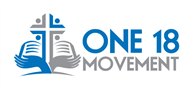 Logoinn created this logo for One 18 Movement - who are in the Charity Logo Design  Sectors
