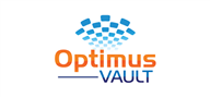 Logoinn created this logo for Optimus Vault - who are in the IT Logo Design  Sectors