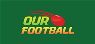 Logoinn created this logo for Our Football - who are in the Sports Logo Design  Sectors