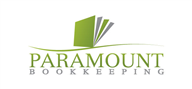 Logoinn created this logo for PARAMOUNT BOOKKEEPING - who are in the Accountancy Firm Logo Design  Sectors