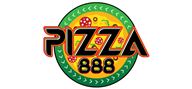 Logoinn created this logo for PIZZA 888 - who are in the Food Logo Design  Sectors