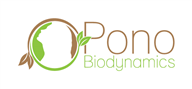 Logoinn created this logo for PONO BIODYNAMICS - who are in the Skin Care Logo Design  Sectors