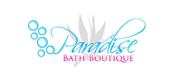 Logoinn created this logo for Paradise Bath Boutique - who are in the Salon Logo Design  Sectors