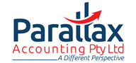 Logoinn created this logo for Parallax Accounting Pty Ltd - who are in the Accounting Logo Design  Sectors
