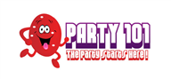 Logoinn created this logo for Party 101  PTY LTD - who are in the Party Logo  Sectors