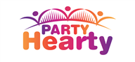 Logoinn created this logo for Party Hearty - who are in the Party Logo  Sectors