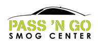 Logoinn created this logo for Pass 'N Go Smog Center - who are in the Automotive Logo Design  Sectors