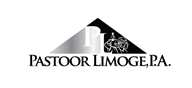 Logoinn created this logo for Pastoor Limoge, P.A. - who are in the Legal Logo Design  Sectors