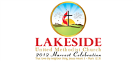 Logoinn created this logo for Pastor-Lakeside United Methodist Church - who are in the Church Logo Design  Sectors
