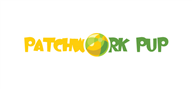 Logoinn created this logo for Patchwork Pup - who are in the Toys Logo Design  Sectors
