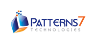 Logoinn created this logo for Patterns7 Technologies Limited - who are in the IT Logo Design  Sectors