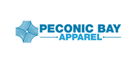 Logoinn created this logo for Peconic Bay Apparel - who are in the Apparel Logo Design  Sectors