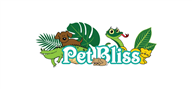 Logoinn created this logo for Pet-Bliss - who are in the Illustration Logo  Sectors