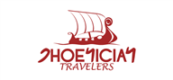 Logoinn created this logo for Phoenician Travelers - who are in the Tourism Logo  Sectors
