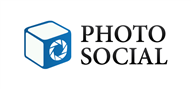 Logoinn created this logo for Photo Social - who are in the Photography Logo Design  Sectors