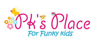 Logoinn created this logo for Pk's Place - who are in the Kids Logo  Sectors