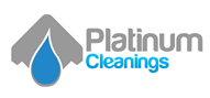 Logoinn created this logo for Platinum Cleanings - who are in the Equipment Logo Design  Sectors