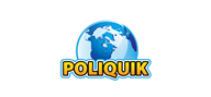 Logoinn created this logo for Poliquik - who are in the Publishing Logo  Sectors