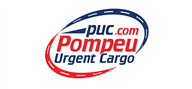 Logoinn created this logo for Pompeu Urgent Cargo - who are in the Transportation Logo Design  Sectors