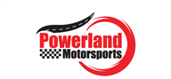 Logoinn created this logo for Powerland Equipment, Inc. - who are in the Racing Logo  Sectors