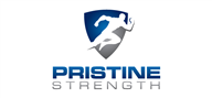 Logoinn created this logo for Pristine Strength - who are in the Physical Training Logo Design  Sectors