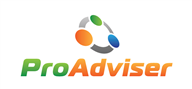 Logoinn created this logo for ProAdviser - who are in the Accountancy Firm Logo Design  Sectors