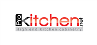 Logoinn created this logo for ProKitchen.net - who are in the Furniture Logo Design  Sectors