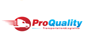 Logoinn created this logo for ProQuality Transportation&Logistics Services LLC - who are in the Transportation Logo Design  Sectors