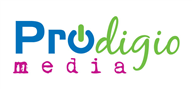 Logoinn created this logo for Prodigio Media - who are in the Marketing Logo Design  Sectors