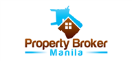 Logoinn created this logo for Property Broker Manila - who are in the Property Logo  Sectors