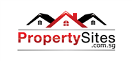 Logoinn created this logo for PropertySites - who are in the Real Estate Logo Design  Sectors
