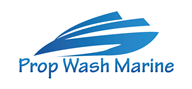 Logoinn created this logo for Prop wash marine - who are in the Outdoor Logo Design  Sectors