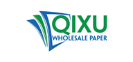 Logoinn created this logo for Qixu Wholesale Paper - who are in the Wholesale Logo Design  Sectors